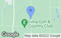 Map of Lima, NY